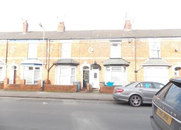 Thumbnail 4 bedroom terraced house for sale in Sidmouth Street, Kingston Upon Hull
