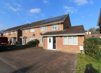Thumbnail 5 bed semi-detached house for sale in Rushetts Road, Crawley, West Sussex.