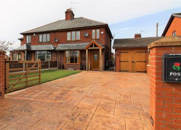 Thumbnail 3 bed property for sale in Grange Road, Penley, Wrexham