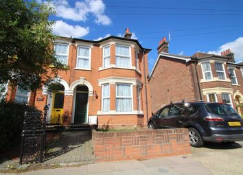 Thumbnail 4 bedroom semi-detached house for sale in Felixstowe Road, Ipswich
