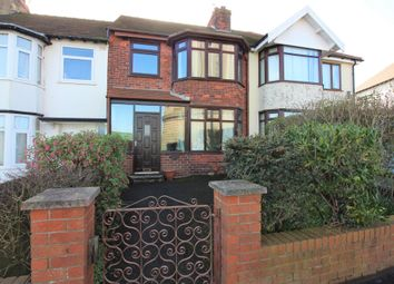 3 bed terraced house for sale in Leys Road, Blackpool FY2