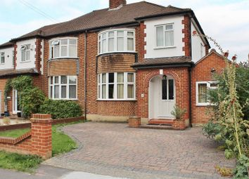 Thumbnail 4 bed semi-detached house to rent in Lynwood Road, Thames Ditton