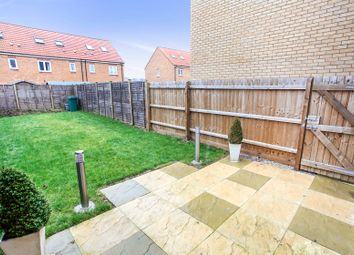 Thumbnail 2 bedroom semi-detached house for sale in Apollo Avenue, Cardea, Peterborough