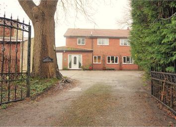 Thumbnail 5 bed detached house for sale in Ings Lane, Patrington