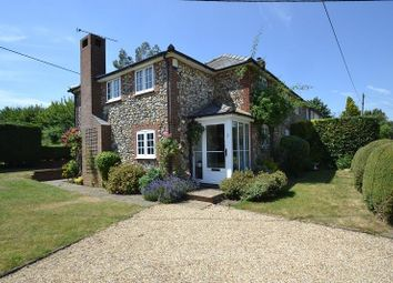 Thumbnail 3 bed semi-detached house for sale in Mill End, Sandon, Buntingford