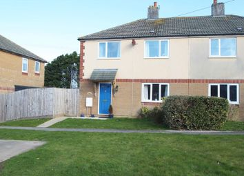 Thumbnail 3 bed semi-detached house for sale in Halifax Road, St. Eval, Wadebridge