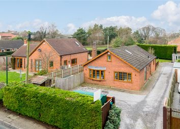Thumbnail 4 bed detached bungalow for sale in Lowood, Baldersby, Thirsk, North Yorkshire