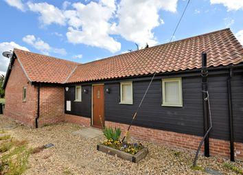 Thumbnail 2 bed barn conversion to rent in Wood Lane, Shipdham, Thetford
