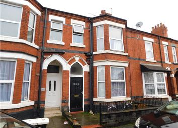 3 bed terraced house for sale in Walthall Street, Crewe, Cheshire CW2