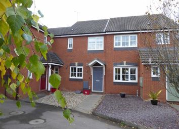 Thumbnail 2 bed terraced house to rent in Plantagenet Park, Heathcote, Warwick