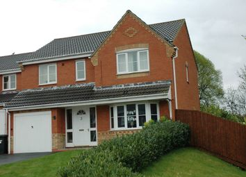 Thumbnail 4 bed property to rent in Sandpiper Lane, Mickleover, Derby