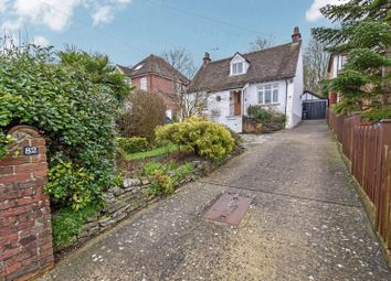 Thumbnail 3 bed detached house for sale in The Brow, Waterlooville