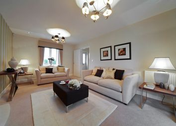"Thumbnail 4 bed detached house for sale in ""The Marlborough"" at Rectory Lane, Standish, Wigan"