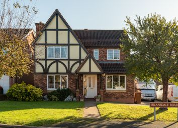 Thumbnail 4 bed detached house for sale in Bransdale Road, Clayhanger, Walsall