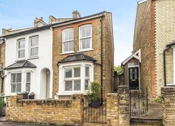 Thumbnail 3 bed end terrace house for sale in Elm Road, Kingston Upon Thames