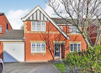 Thumbnail 4 bed detached house for sale in Castlehills, Castleside, Consett