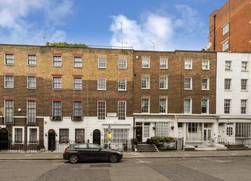 Thumbnail 4 bedroom terraced house to rent in Upper Montagu Street, London