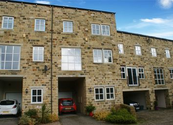 Thumbnail 4 bed town house for sale in Waterwheel Lane, Oakworth, West Yorkshire