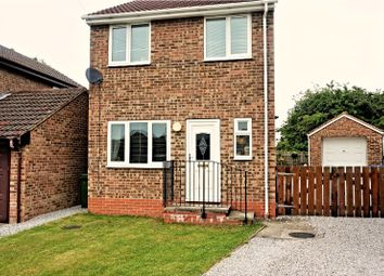 Thumbnail 3 bed detached house for sale in Brevere Road, Hedon, Hull