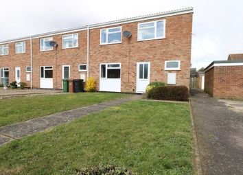 Thumbnail 3 bed end terrace house to rent in Thomas Manning Road, Diss