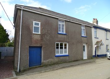 Thumbnail 3 bed end terrace house for sale in The Greenings, Buckland Brewer