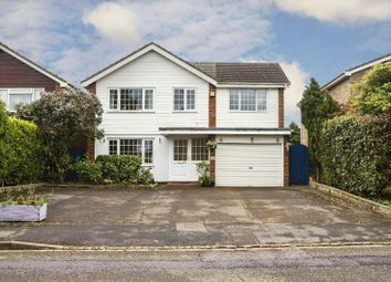 Thumbnail 4 bed detached house to rent in Beech Lane, Earley