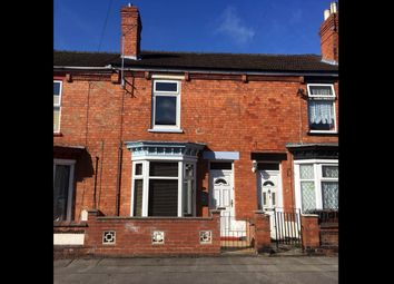 Thumbnail 2 bed terraced house for sale in Mildmay Street, Lincoln, Lincolnshire