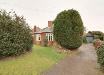 Thumbnail 2 bed detached bungalow for sale in Thornton Road, Goxhill, Barrow-Upon-Humber