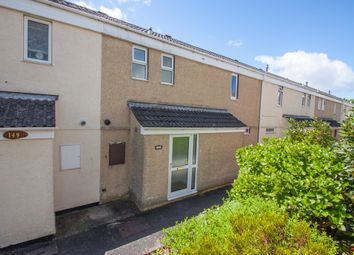 Thumbnail 3 bed terraced house for sale in Keswick Crescent, Leigham, Plymouth