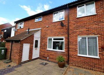 Thumbnail 2 bedroom terraced house for sale in Kent Close, St Ives, Huntingdon, Cambridgeshire
