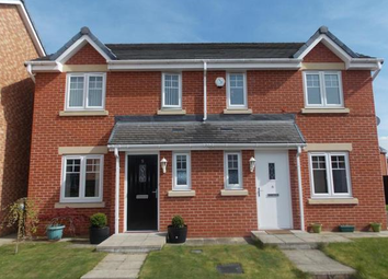 Thumbnail 3 bed semi-detached house to rent in Harris Court, Thornaby