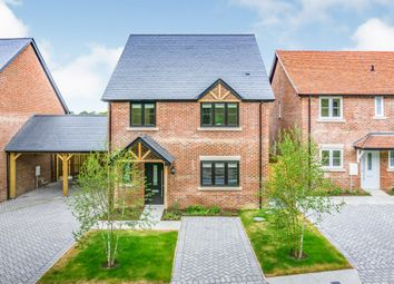 Thumbnail 4 bed detached house for sale in Summer Meadow, Cowfold, Horsham