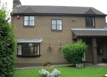 Thumbnail 4 bed detached house to rent in Cox's Green, Wrington