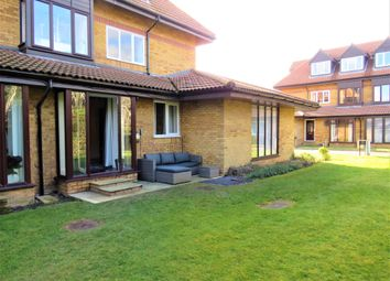 Thumbnail 1 bed flat for sale in Beetham Court, Crouchfields, Chapmore End, Ware