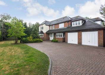 Thumbnail 4 bed detached house for sale in Woodlands, Darras Hall, Ponteland, Northumberland