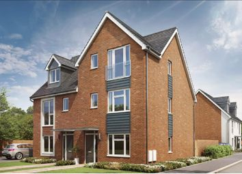 Thumbnail 4 bed semi-detached house for sale in Langford Mills, Norton Fitzwarren, Taunton