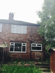 Thumbnail 3 bed semi-detached house to rent in Marton Grove, Stockport