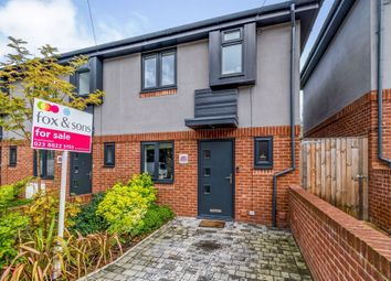 Thumbnail 3 bed town house for sale in Osborne Road South, Portswood, Southampton