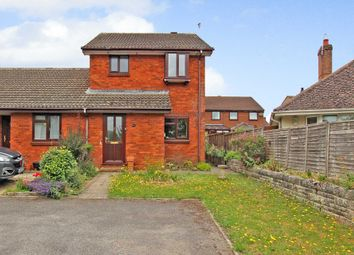 Thumbnail 3 bed semi-detached house for sale in Salisbury Road, Blandford Forum