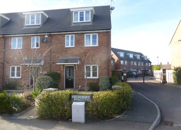 Thumbnail 3 bedroom end terrace house for sale in Letchmore Road, Stevenage