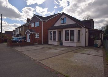 Thumbnail 4 bed detached house for sale in Springvale, Wigmore, Kent
