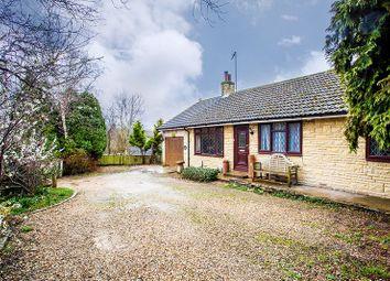 Thumbnail 3 bedroom detached bungalow for sale in Water Stratford Road, Tingewick, Buckingham