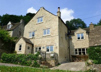 Thumbnail 4 bed detached house for sale in Downend, Horsley, Nr Nailsworth