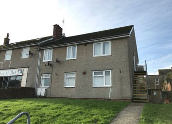 Thumbnail 3 bed flat to rent in Gelliswick Road, Milford Haven, Pembrokeshire