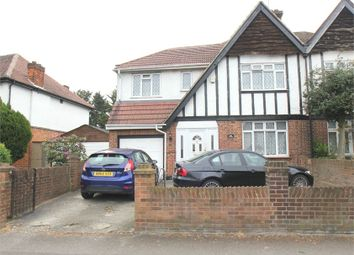 Thumbnail 4 bed semi-detached house for sale in Church Road, Hayes