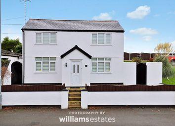 Thumbnail 2 bed detached house for sale in Ffordd Penrhwylfa, Prestatyn