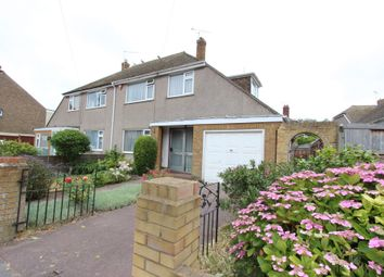 Thumbnail 3 bed semi-detached house for sale in Middle Deal Road, Deal