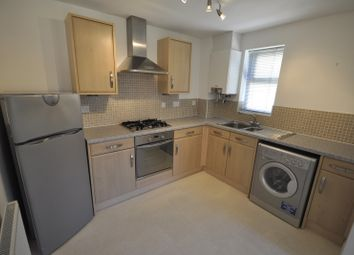 Thumbnail 1 bed flat to rent in Ferncroft Walk, Chellaston, Derby