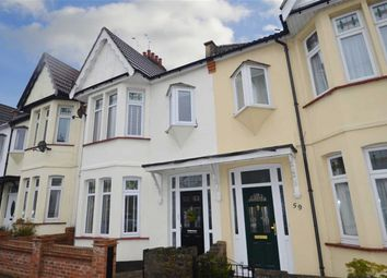 Thumbnail 3 bedroom terraced house to rent in Lansdowne Avenue, Leigh-On-Sea, Essex