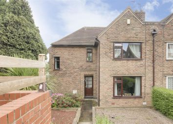 Thumbnail 3 bed semi-detached house for sale in Fraser Road, Carlton, Nottinghamshire